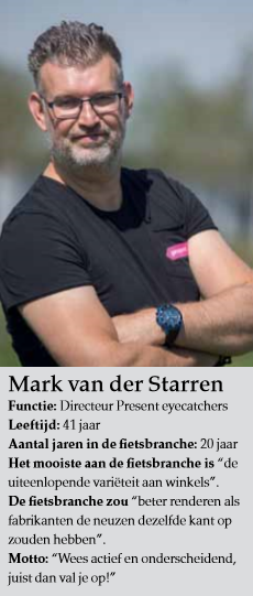 Mark van der Starren - Eyecatchers